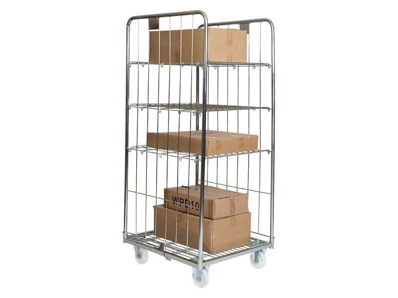 Delivery Roll Cages