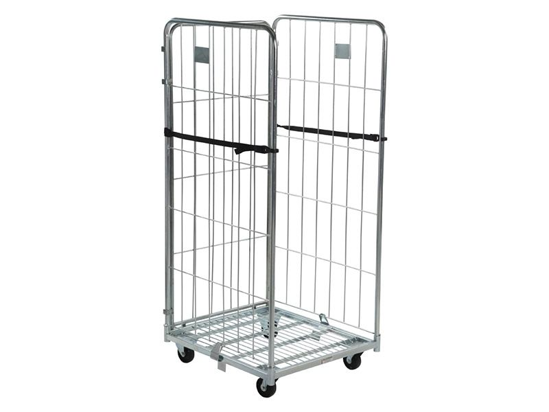 Demountable Pallet Cage