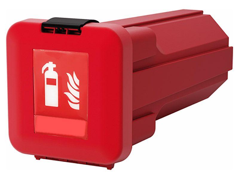 Fire Extinguisher Vehicle Box