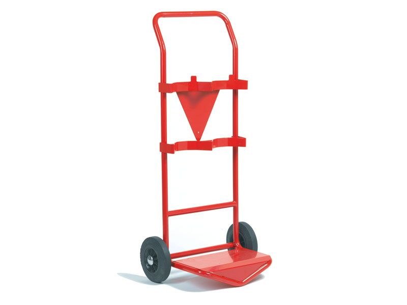 Fire Extinguisher Trolley
