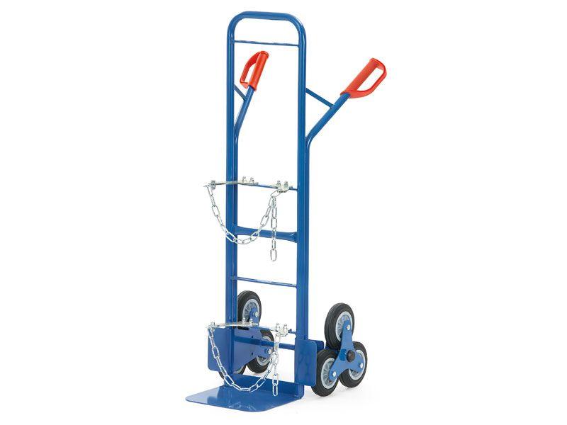 Gas Cylinder Stair Trolley