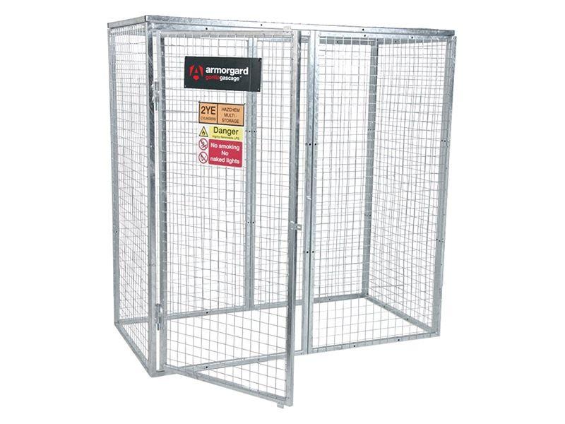 Gorilla Gas Cylinder Cage GGC7