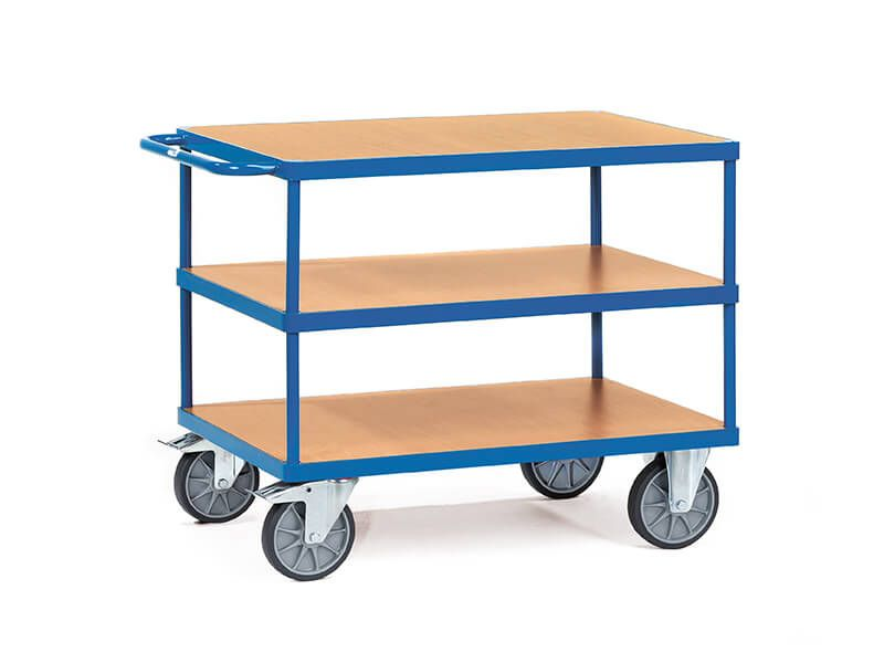 Flat Cart With Wheels