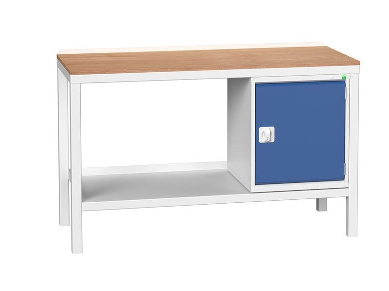 Wooden Workbenches for Garage