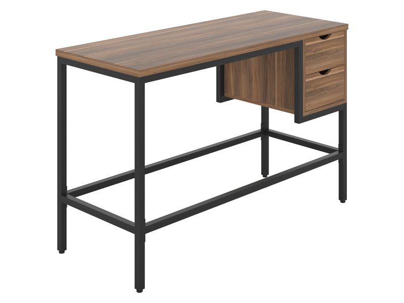 Home Office Desk with Drawers