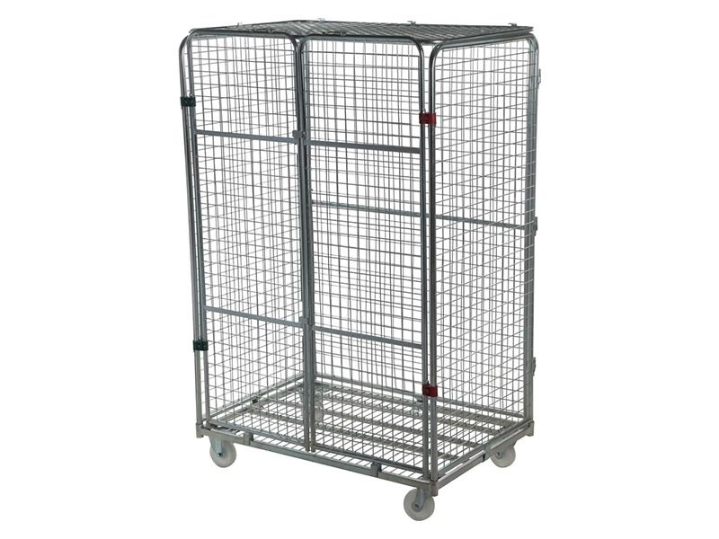Jumbo Security Roll Container
