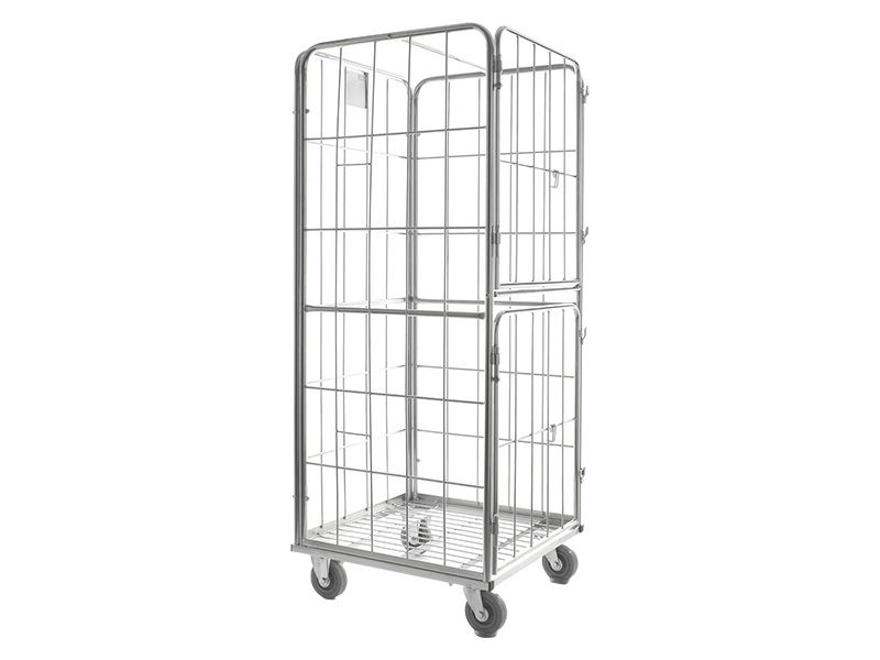 Laundry Cage Trolley