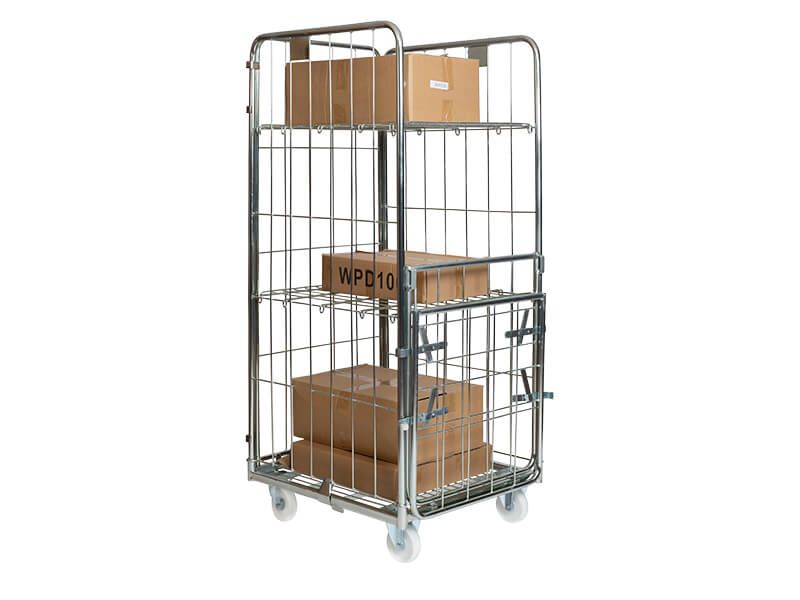 Mesh Cage Trolley