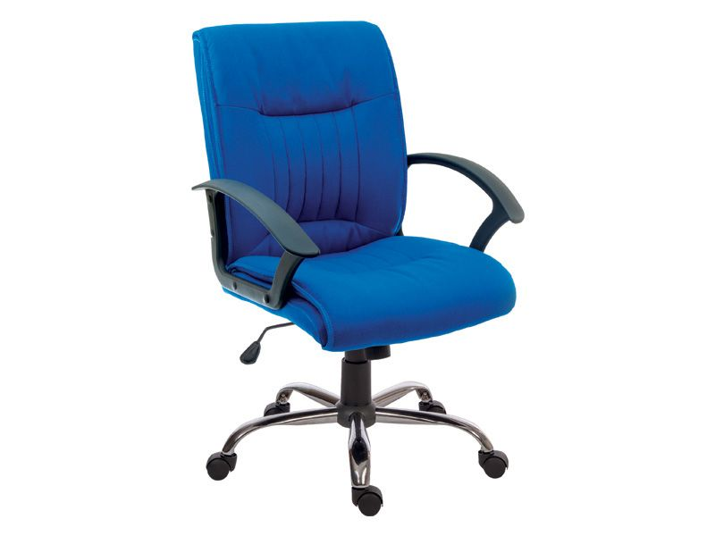 Milan Executive Fabric Office Chair