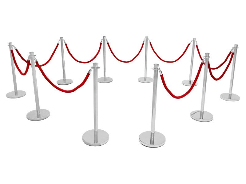 Museum Rope Barriers