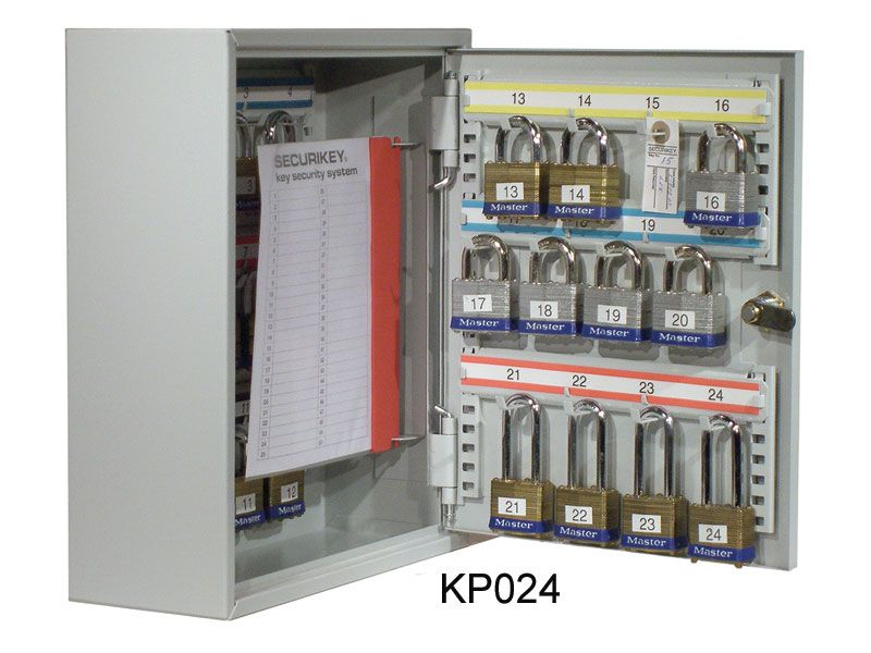 Padlock Cabinet