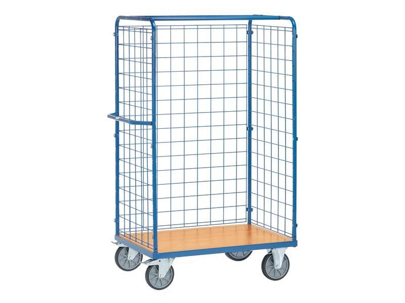 Parcel Cart Without Doors 1800mm