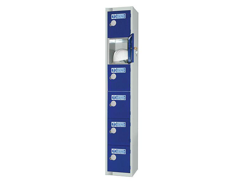 Personal Protective Equipment Lockers