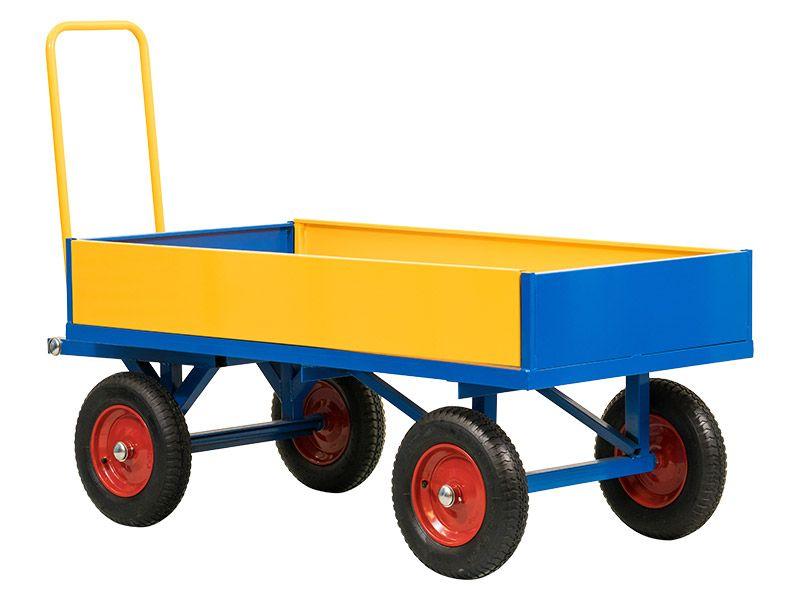 Platform Truck with Sides