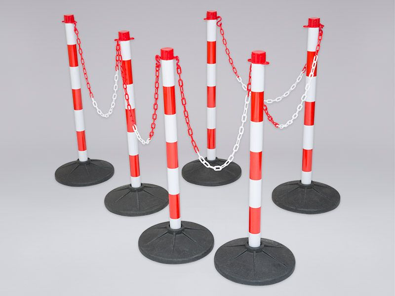 Post and Chain Bollards