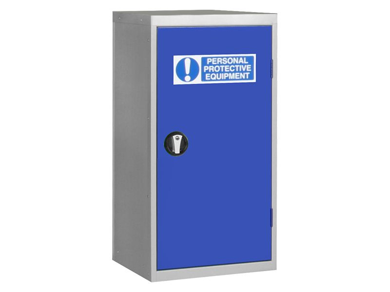 PPE Small Single Cabinet