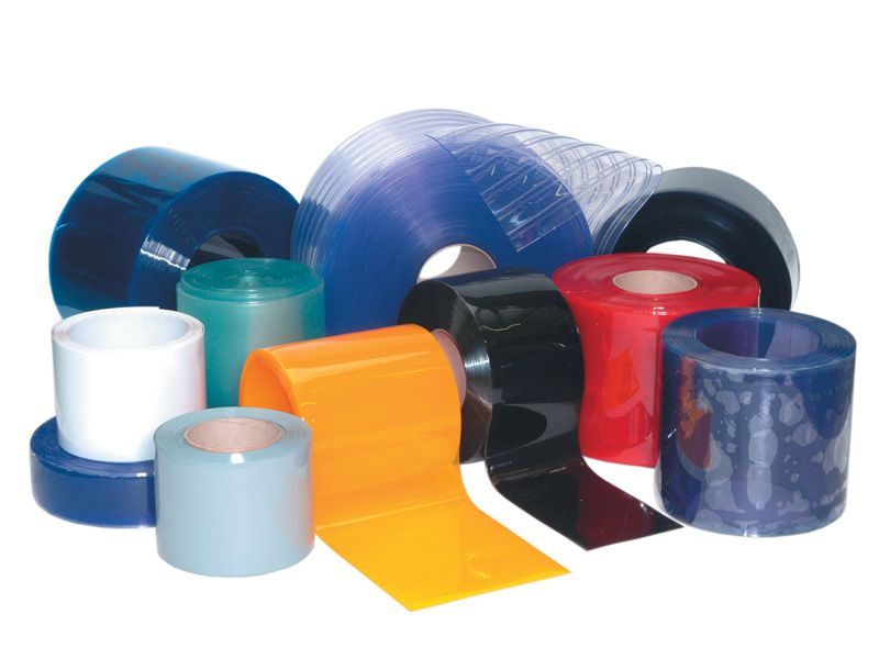 Replacement PVC Strips 1000-1200mm Wide