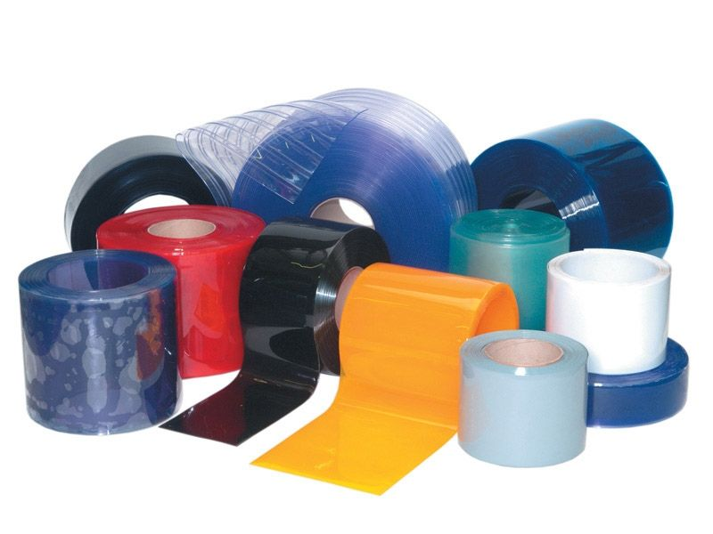 Replacement PVC Strips 200-400mm Wide