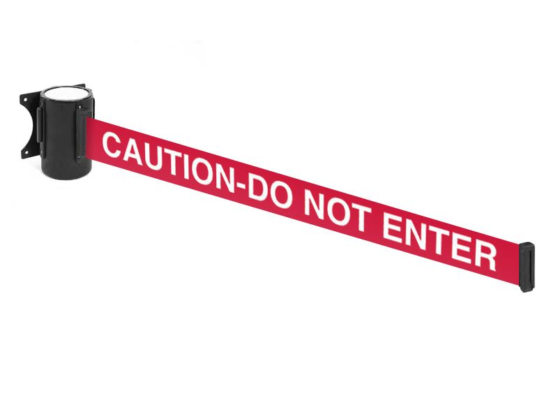 Retractable Caution Belt