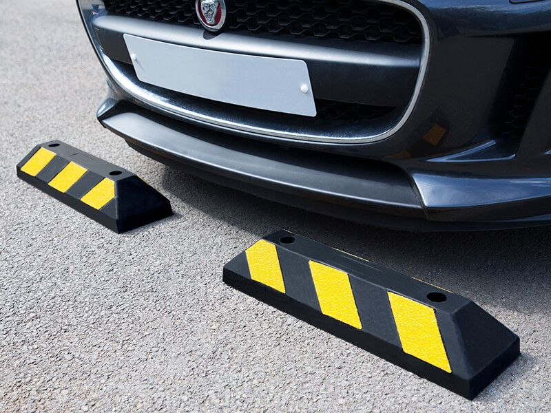 Rubber Curb Stops