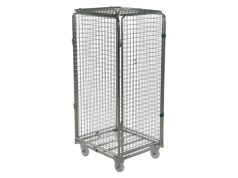 Security Roll Container