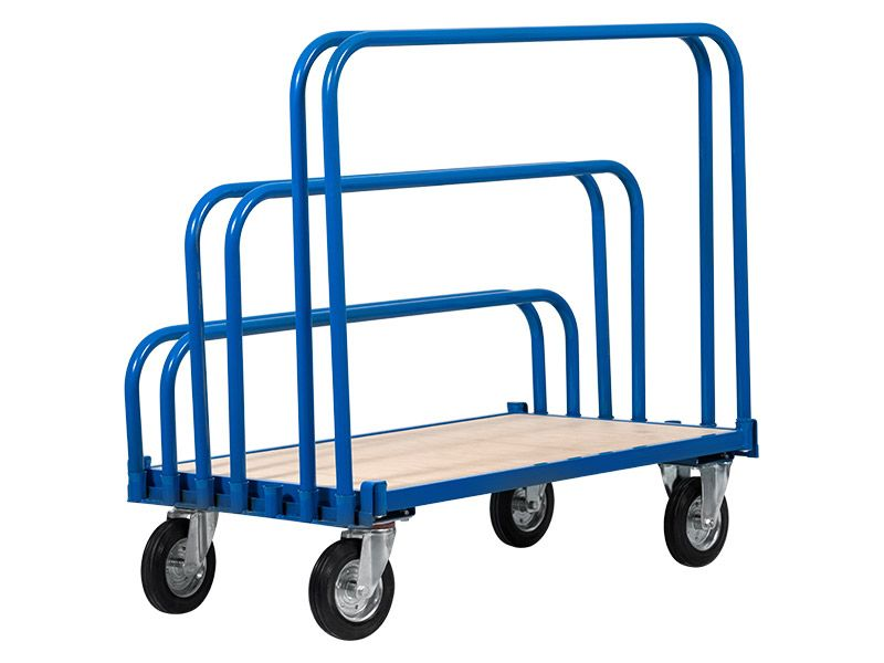 Sheet Material Trolley