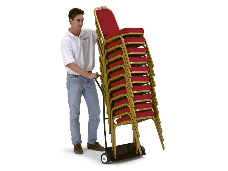 Stacked Chairs Trolley