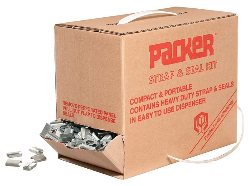 Strap and Seal Starter Kit
