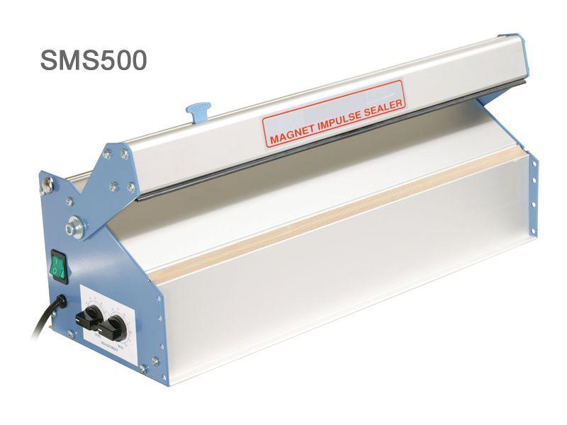 Super Magnetic Impulse Heat Sealer