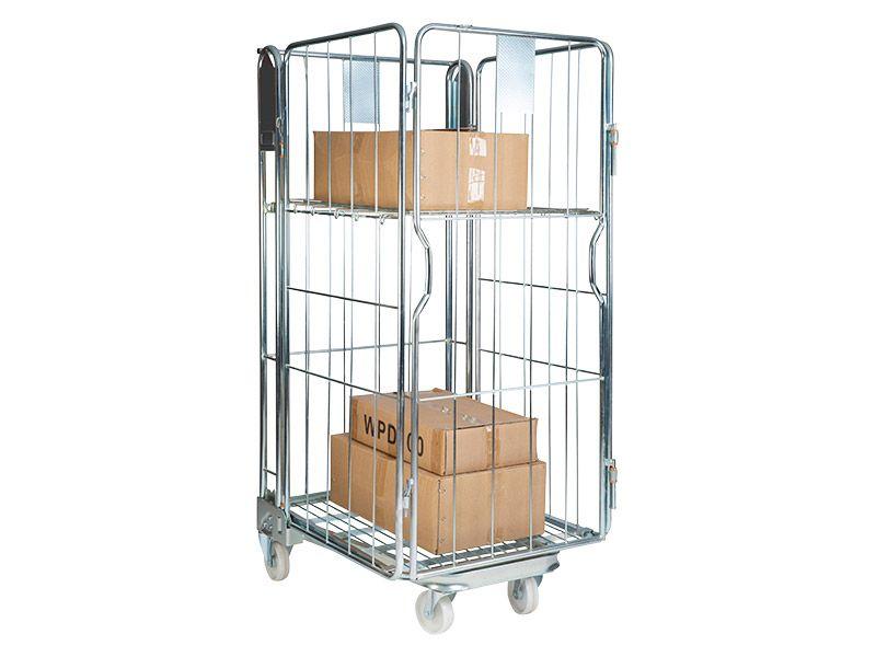 Supermarket Cages