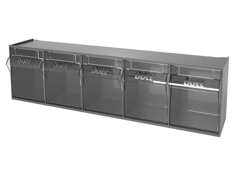 Tilt Box Module 5 Compartments