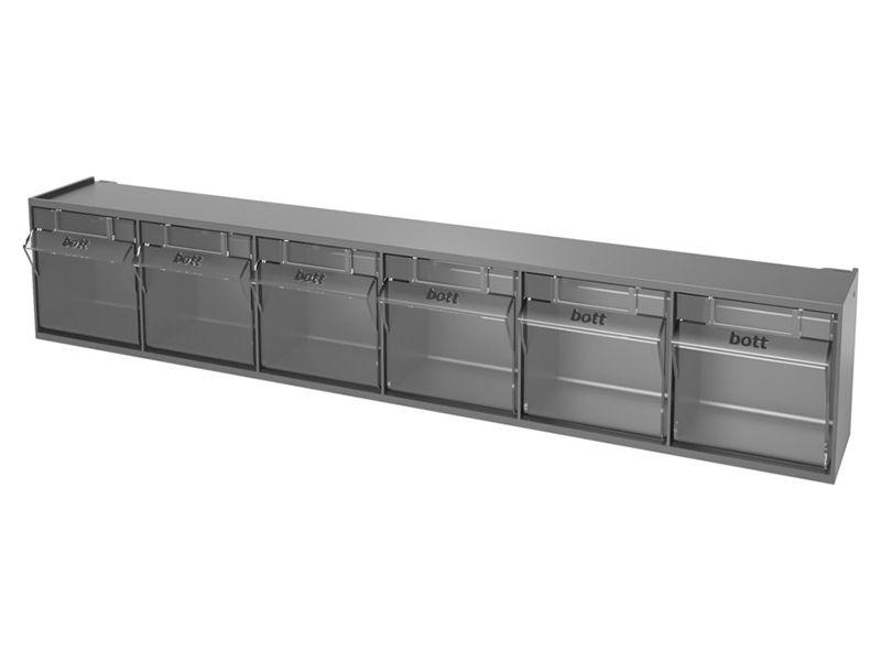 Tilt Box Module 6 Compartments