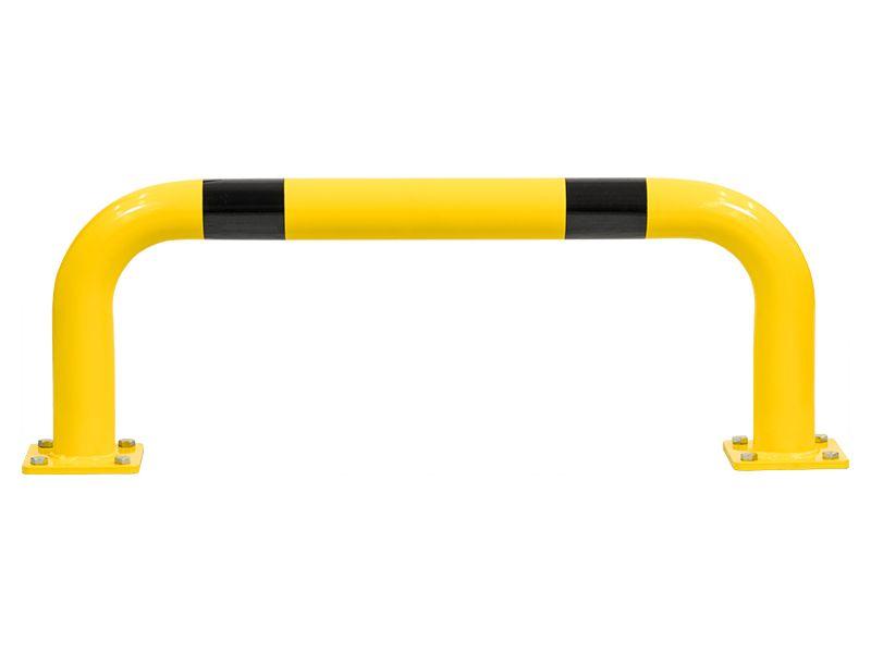 Tubular Rack End Barriers