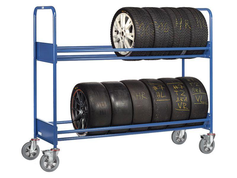 Tyre Storage Rack