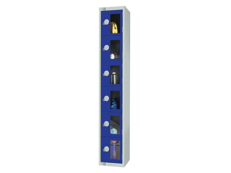Vision Door Lockers