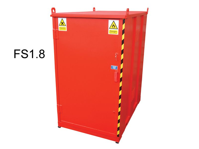 Walk-in Flammable Stores