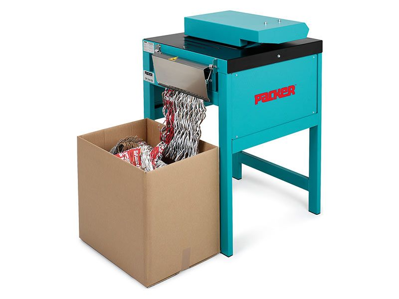 Waste Management Shredder