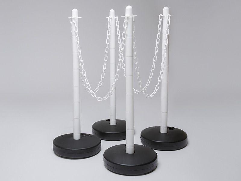 Plastic Chain Barrier