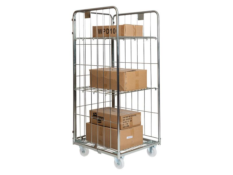Wire Cage Trolley