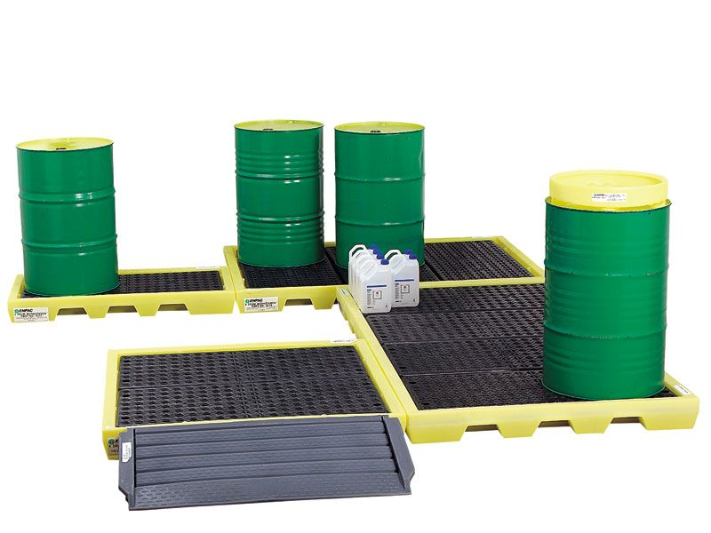 Work-Floor Sump Modules