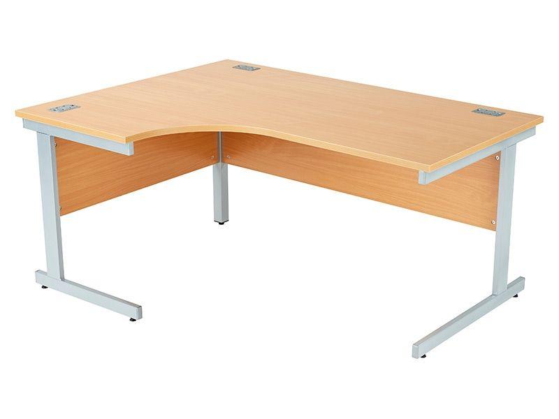 Fraction Systems Core Cantilever Leg Desk