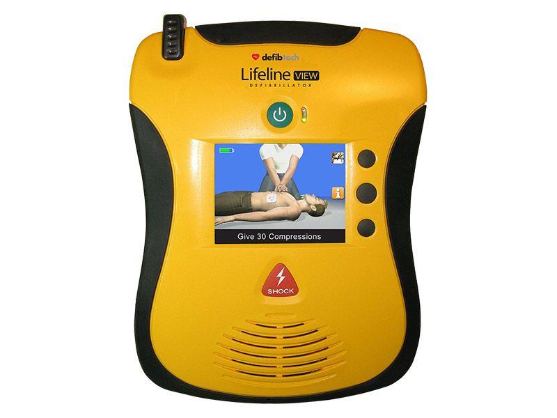 Workplace Defibrillator