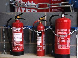 1 Gas Cylinder Wall Bracket