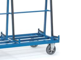 2 Sided Sheet Material Trolley
