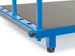 Pallet Feet for 100mm Fork-Lift Access
