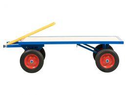 4 Wheel Turntable Trolley