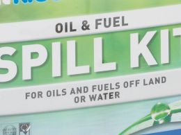 50 Litre Oil and Fuel Spill Kit