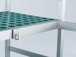Aluminium Kitchen Shelving