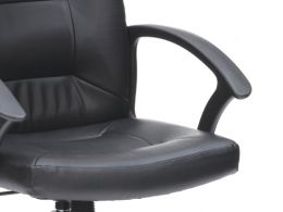 Amber Leather Executive Chair