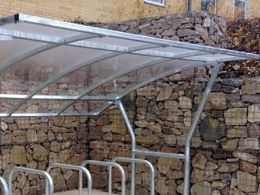 Sheffield Cycle Shelter